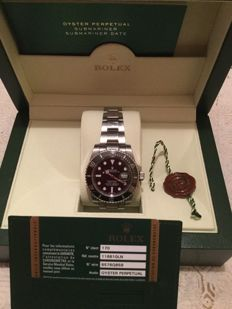 Rolex - Oyster perpetual submariner date - 116610ln - Hombre - 2014