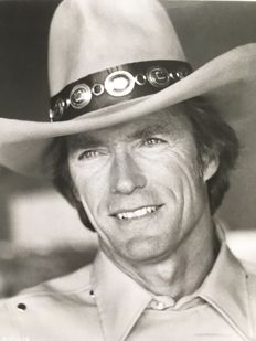 Unknown/Warner Brothers - Clint Eastwood, 1980