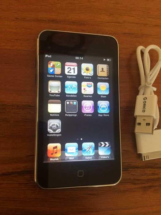 Apple iPod touch 2nd Generation 8 Gb