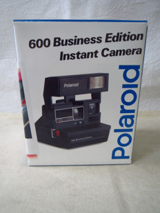 Polaroid 600 Business Edition in original box with manuals