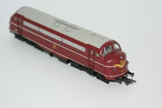 Roco H0 - 63479 - Locomotive diesel - MY 1116 - DSB