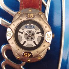 Ford Steering wheel F 128L wristwatch