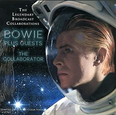 David Bowie - The Collaborator: The Legendary Broadcasts / 4xLP Clear Vinyl Box Set  / Limited Edition