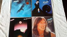 A great little lot of 4 records by singer/ songwriter and producer Frank Duval.