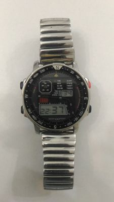 Citizen - WINDSURFING D-060 - Heren - 1980-1989