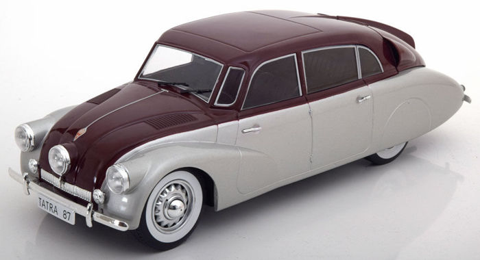 Model Car Group - Scale 1/18 - Tatra 87 1937