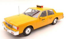 Model Car Group - Scale 1/18 - Chevrolet Caprice 1985 N.Y.Taxi