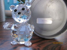 Swarovski - very rare bear large