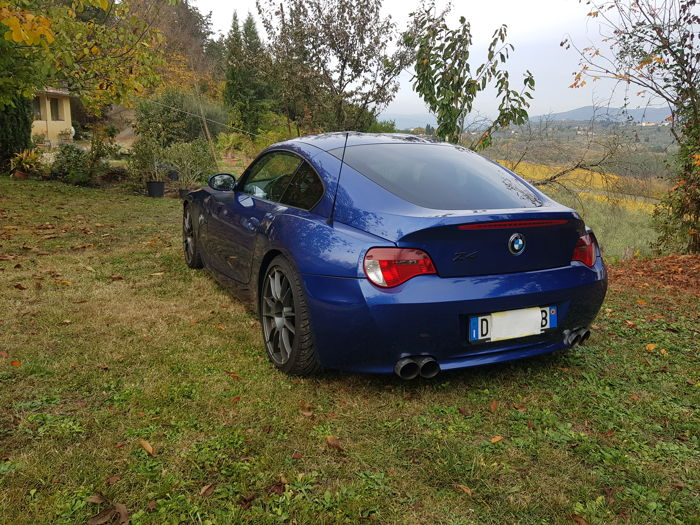 Bmw Z4 Coup 233 M 3 0si Pack 2007 Catawiki