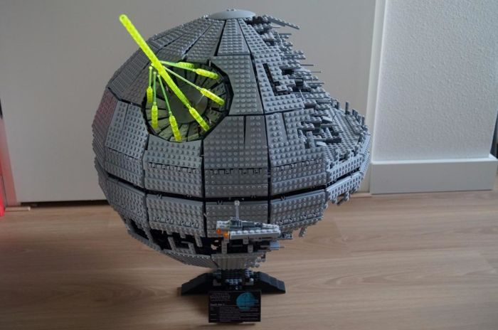 star wars 10143 death star ii ucs catawiki