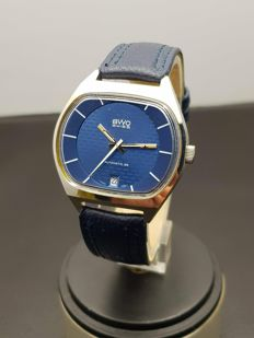 BWC Blue Ocean - Automatic men's watch - Swiss made, 1970s