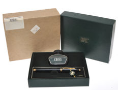 Cross Townsend Black Lacquer fountain pen