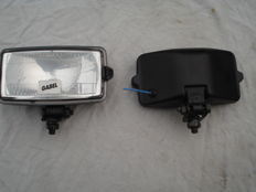 Two SPOTLIGHTS by GABEL with a width of 160 mm