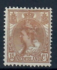 The Netherlands 1876/1940 - Collection on cards