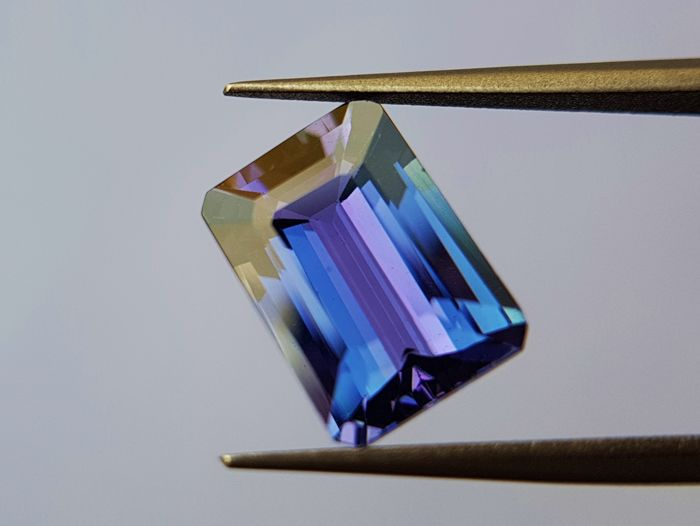 Tanzanite - 3.44 ct - No Reserve