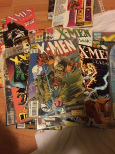 Collection of X56 X-men Titles - Marvel Comics