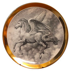Piero Fornasetti for The Reader's Digest - 'Pegasus' plate