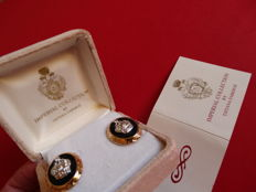 Imperial collection Tatiana Faberge - set with original box - Imperial collection