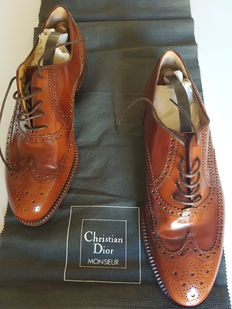 Christian Dior - lace-up shoes