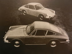 PORSCHE 911 and 914 Advertisements 1965-1970.  15 items