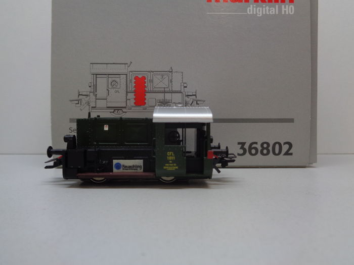 Märklin H0 - 36802 - Diesel locomotive Series 1000 of the CFL