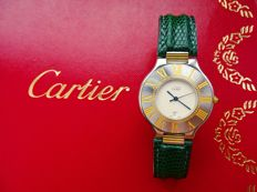 Cartier Must 21 Ref. 004640 - men's wristwatch