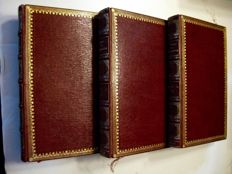 Roger North - The Lives of the Norths - 3 volumes - 1826