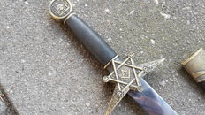 Masonic knife