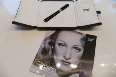 Montblanc Limited Writers Edition 2007 * Marlene Dietrich * fountain pen