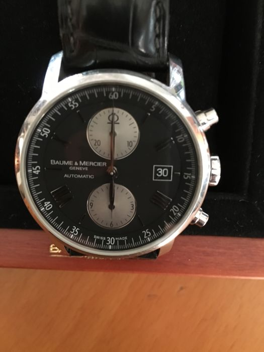 Baume & Mercier - Classima Executive - M0A08733   4728225 - Heren - 2011-heden
