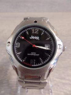 JEEP - 03010RC -  Heren Pols Horloge - 2008