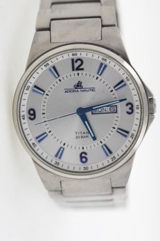 Adora Nautic day-date - men's wristwatch