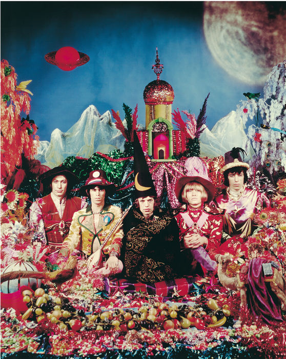 Michael Cooper (1941-1973) - Their Satanic majesties Request, London, 1967