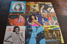 "45 top singles of the 70""s & 80's records NM quqality"