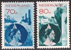 The Netherlands 1931 – Industry and Manufacturing – NVPH 236/237