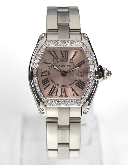 Cartier - Roadster - 2675 - Women - Age Cannot Be Specified Without Paperwork.