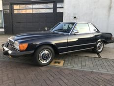 Mercedes-Benz - 350 SL - 1972