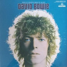 David Bowie – Man Of Words / Man Of Music