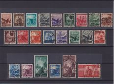 Italy, Republic 1945-1970 - Collection with Ordinary Post and some Services