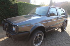 Volkswagen - Golf Country 4x4 - 1991