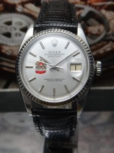 1966 Rolex Automatic - Oyster Perpetual Datejust - 1601 - Men's Watch