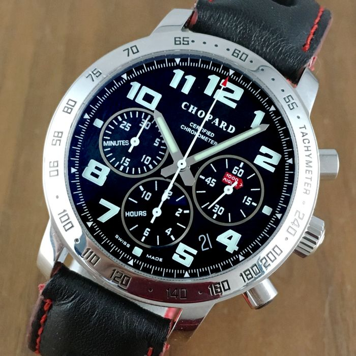 Chopard - Mille Miglia Automatique Chrono Limited Edition - Herre - 2011-nå