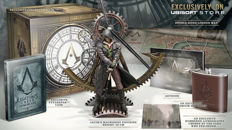 (PS4) assassin's creed syndicate big ben edition NEW SEALED