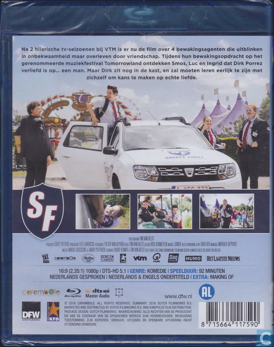 Safety First The Movie Blu Ray Catawiki