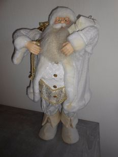 Large Santa Claus with Gifts