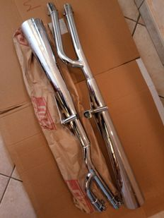 Honda - SITO mufflers for CB 750 Four K1/K6