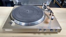 Sony vintage turntable direct drive, automatic type PS-212 with strobe pitch control