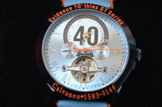 """Calvaneo 1583 """"Evidence 70´thies GT Series"""", Limited racewatch automatic"""