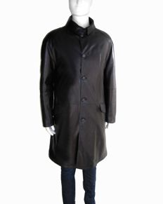 Seraphin France - Exclusive Handmade lamb leather coat
