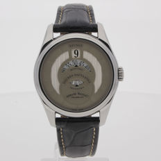 Armand Nicolet - HS2 Automatik Jumping Hour - A136AAA-GR-P974GR2 - Hombre - 2011 - actualidad